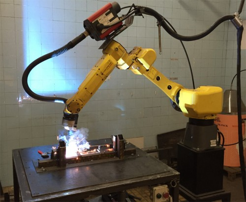 Robothegesztés - Modu-Bake