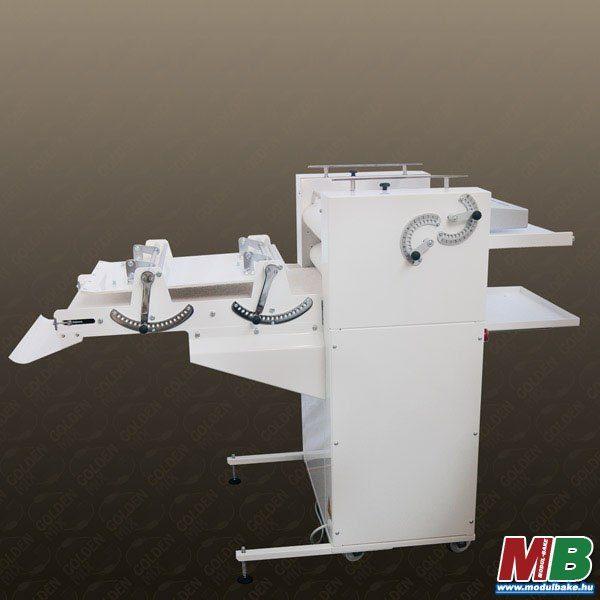 Kiflisodró gép - F2C hosszformázóval