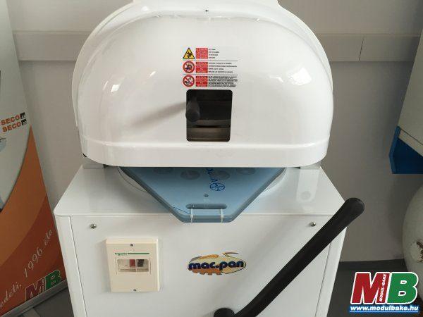 Félautomata zsemle osztó gömbölyítő gép MSRS30AG