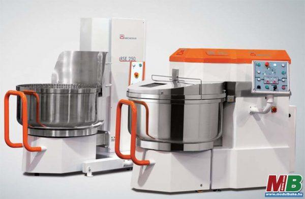 Dagasztó gépek fix csészével - MECNOSUD SPE széria
