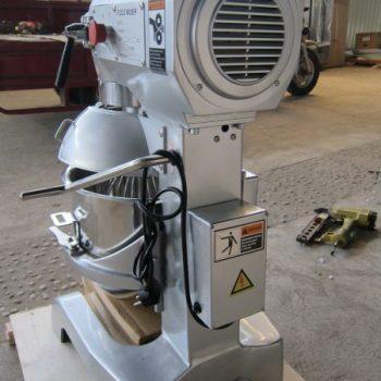 20 literes habverő keverő dagasztó gép