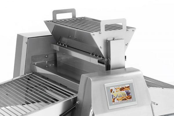 Automata tésztanyújtó gép
