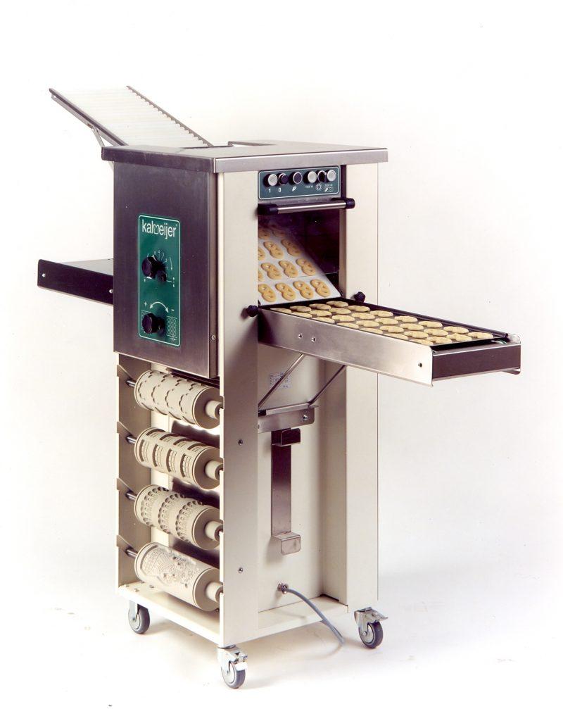 Kekszgyártó gép
