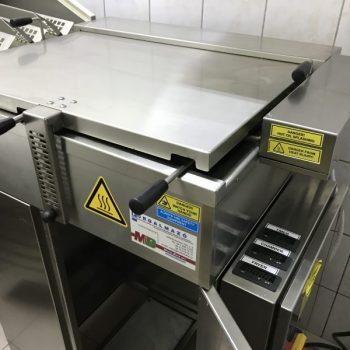 Fánksütő gép kelesztővel - Modul-Bake Kft.