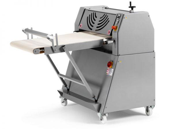 Leveles tészta gyártó gép: tészta kalibrátor (opció)