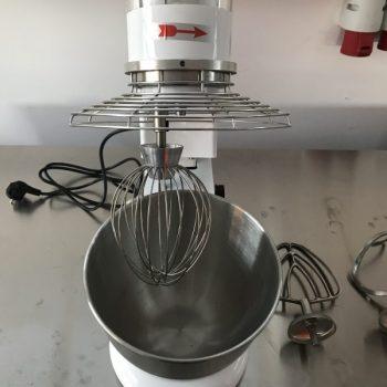 7 literes habverő keverő dagasztó gép