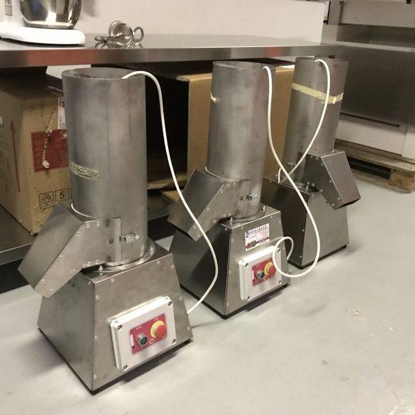 GRIND100 zsemlemorzsa daráló gépek