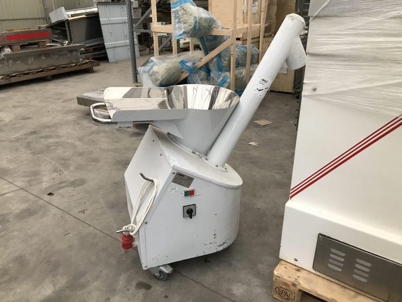 Használt lisztszita gépek