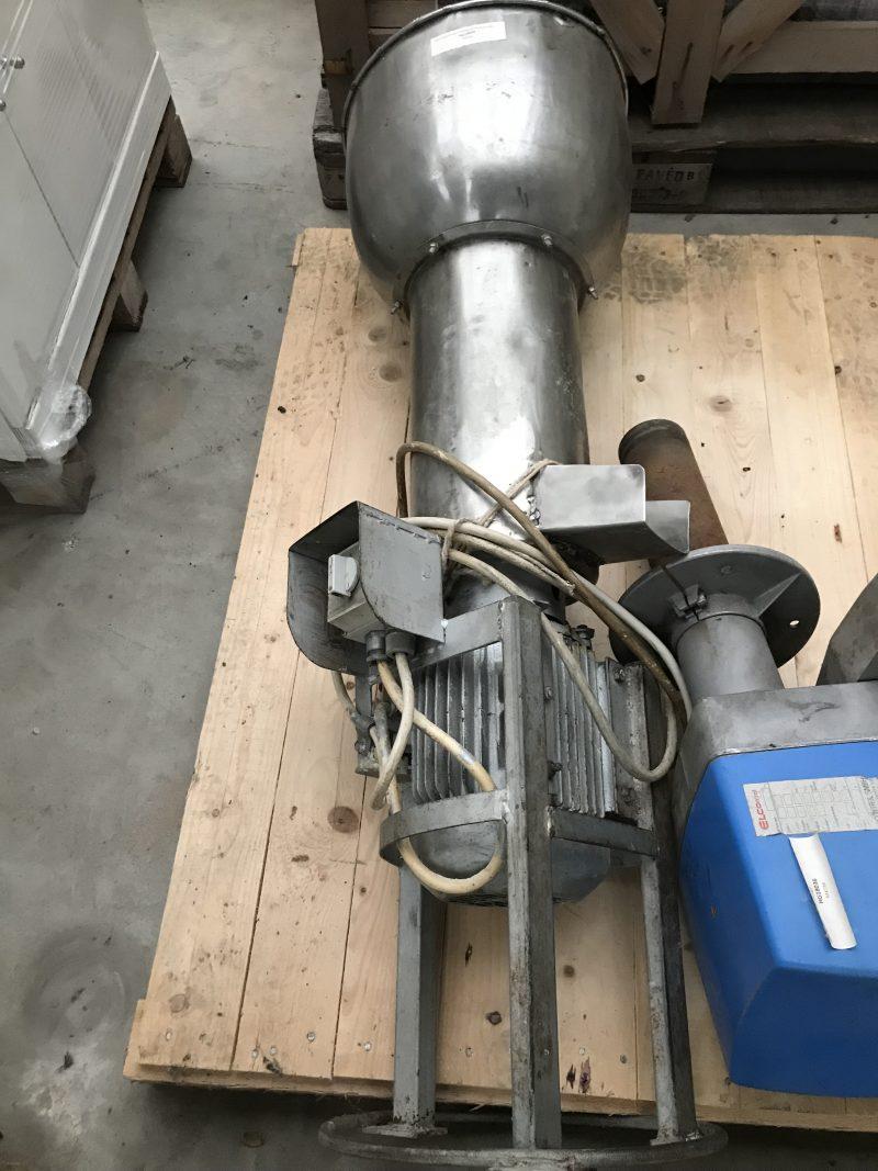 Használt zsemlemorzsa daráló gép