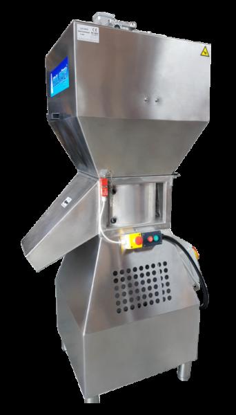 Nagyipari zsemlemorzsa daráló gép