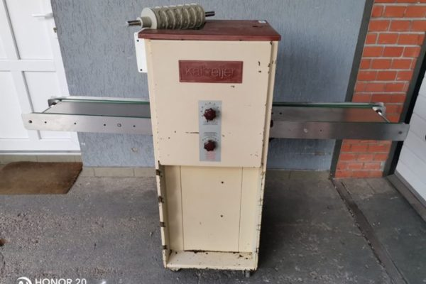 Használt linzergyártó gép