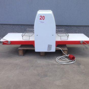 Használt asztali tésztanyújtó gép