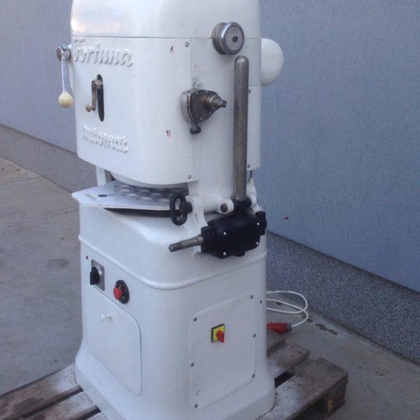 Felújított FORTUNA automata zsemle osztó gömbölyítő gép