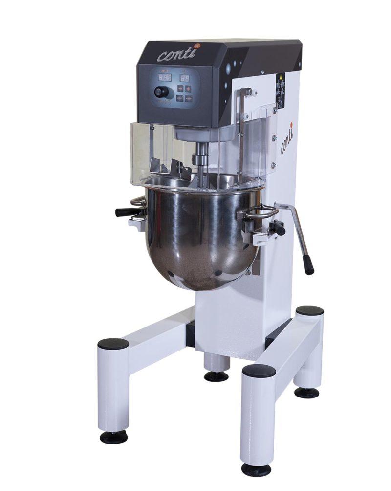 20 literes habverő krémkeverő dagasztó gép