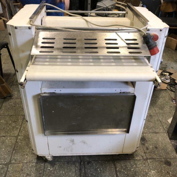 Használt Olasz szalagos kenyérszeletelő gép