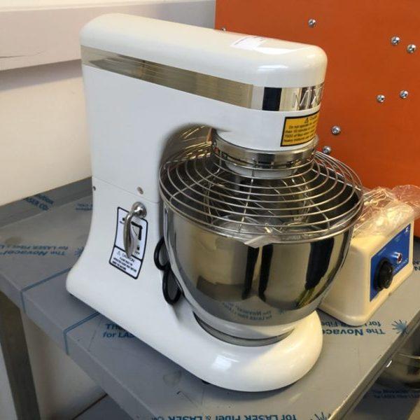 7 literes habverő keverő gép