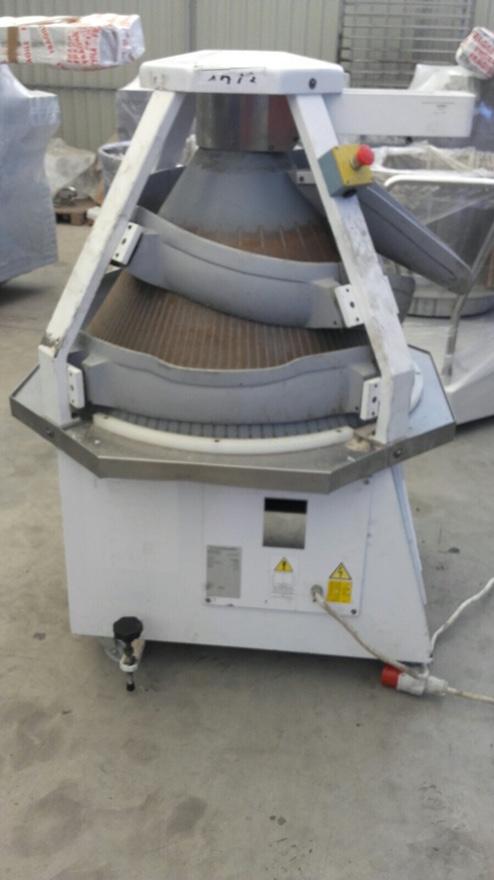 Használt kúpos gömbölyítő gép