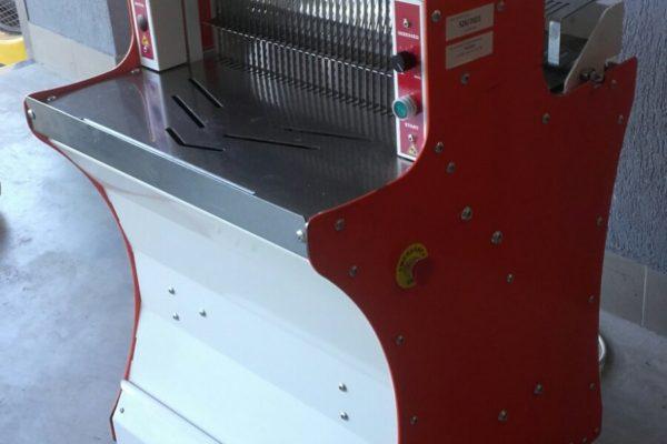 ENSIS52-I használt felújított automata kenyérszeletelő gép