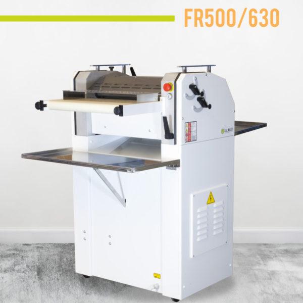 FR500/630 kiflisodró gép