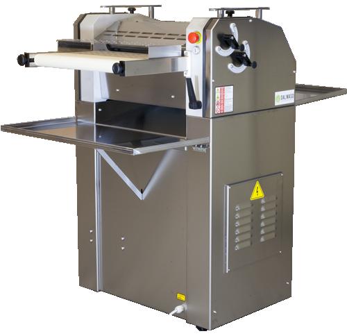 FR500 INOX kiflisodró gép