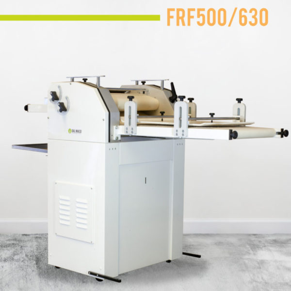 FRF500/630 kiflisodró gép hosszformázóval