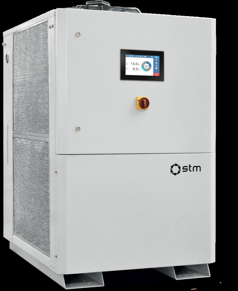 STM TOUCH vízhűtő gépek